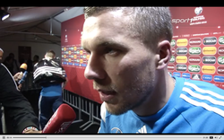 Zona Flash Interview - UEFA