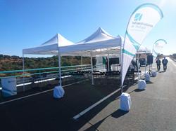 Inauguração Ponte do Degebe - Cliente: Infraestruturas de Portugal