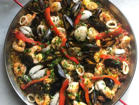 Paella (Arroz con Cosas)