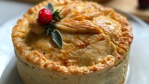 Pheasant & Mushroom Pie