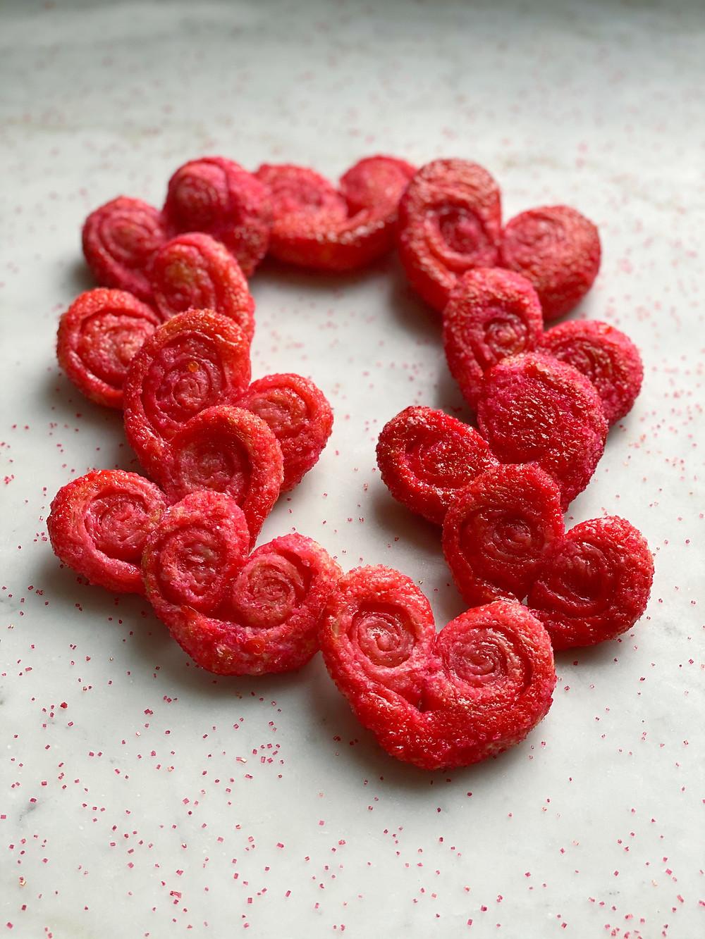 Palmier Hearts