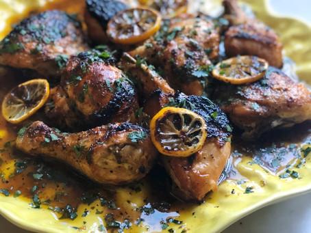 Lemon Chicken