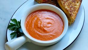 Quick Cream of Tomato Soup