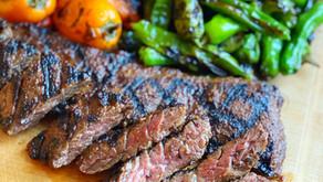 Spiced Skirt Steak
