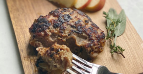 Maple-Apple Turkey Breakfast Sausage