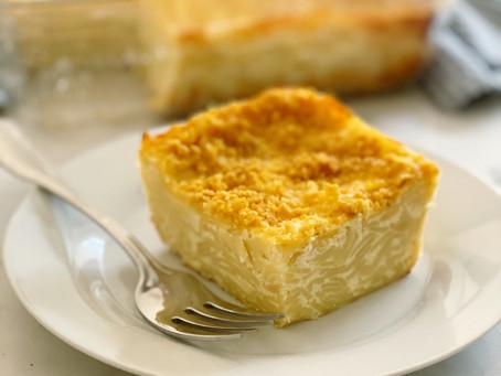 Classic Cheese Kugel