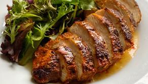 Cajun Chicken with Beurre Blanc