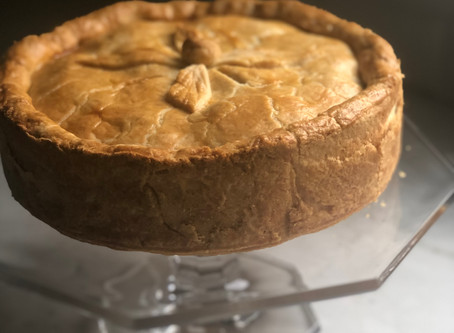 Alsatian Potato Pie