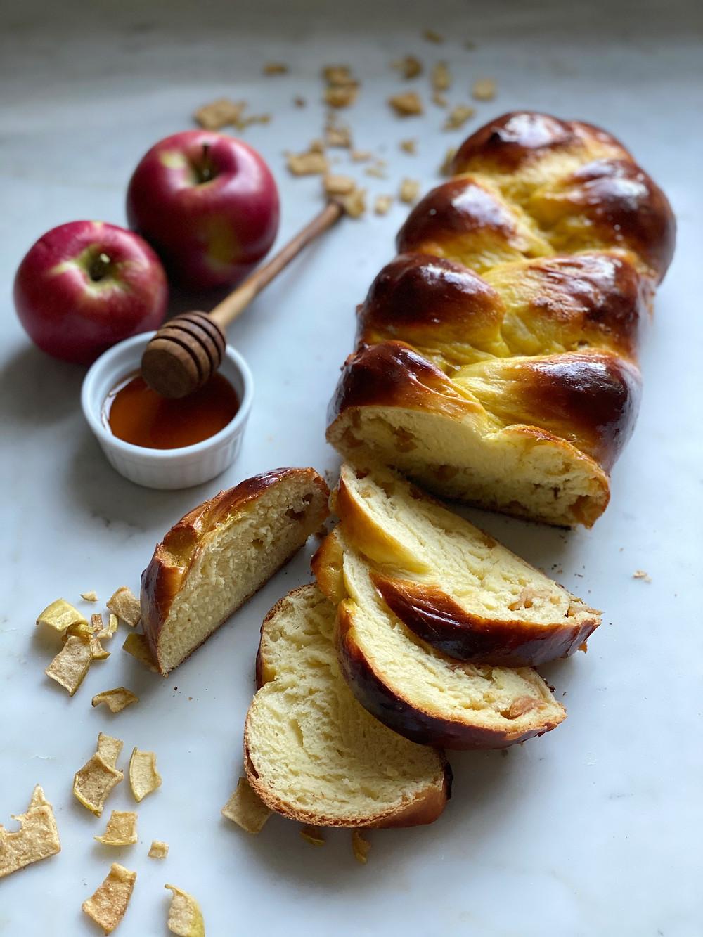 Apple & Honey Challah