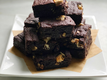 Torrone Brownies