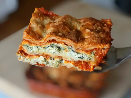 Matzo Lasagne