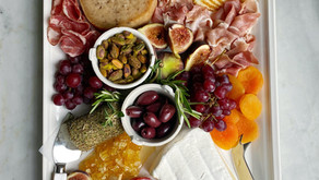 How to Build a Cheese & Charcuterie Board