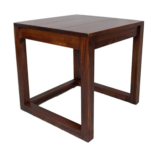 3 Cube End Table