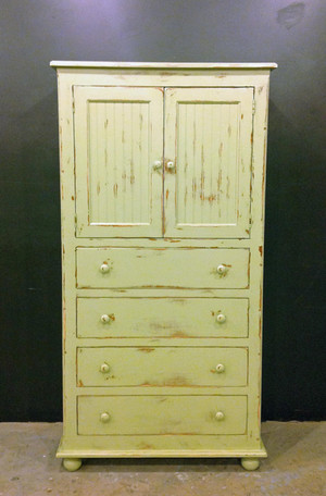 Cottage Chest Armoire