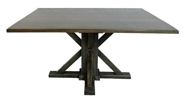 Craftsman Pedestal Dining Table