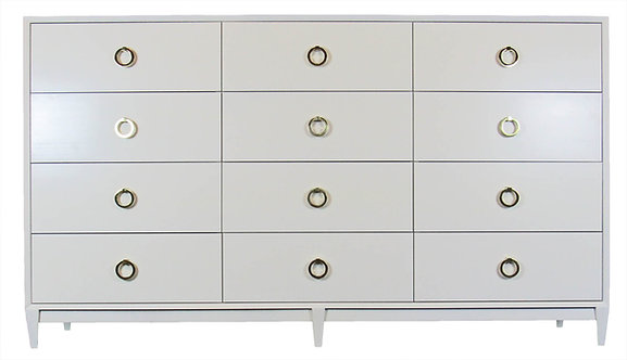 Avalon Twelve Drawer Dresser