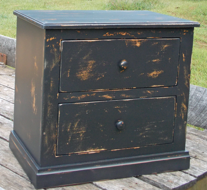 William Two Drawer File Cabinet