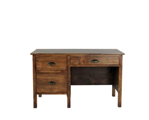 floating desk with standard file drawer