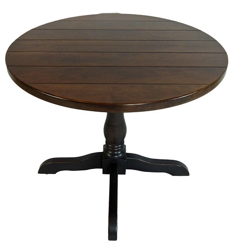 Hampton Pedestal Extension Dining Table