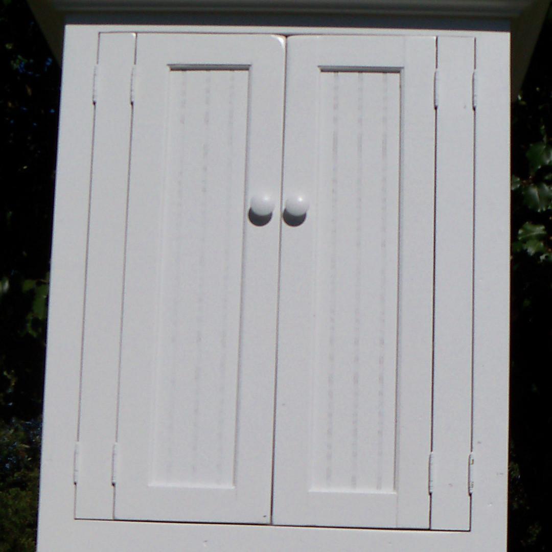 BeadBoard Panel Doors