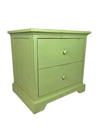 Lydia Two Drawer File Cabinet