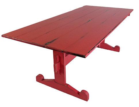 Brigid Swedish Trestle Dining Table