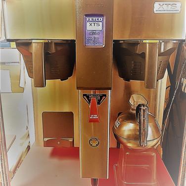 Fetco XTS drip brewer