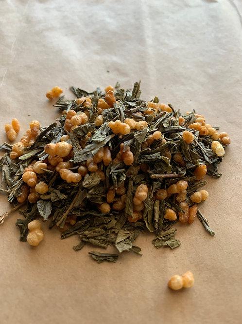 Roasted Brown Rice Green (Genmai Cha)