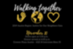 Walking Together Gala Graphic for Websit