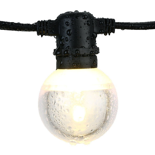 Garland of 25 bulbs 762cm