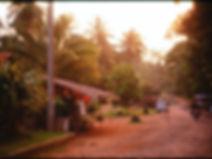 Batukaras sunset Jalan Pantai Indah