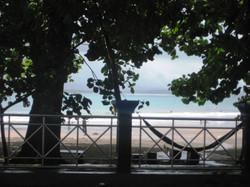 Batukaras seafood warungs