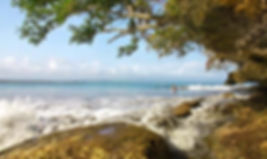 Batukaras Beach by Refli Rianto