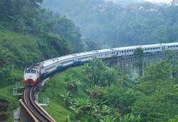 Bandung-Banjar Train