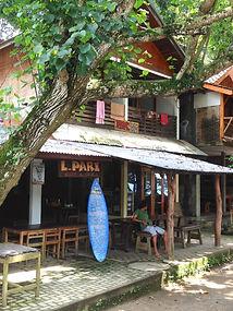 BK Homestay Guesthouse Batukaras
