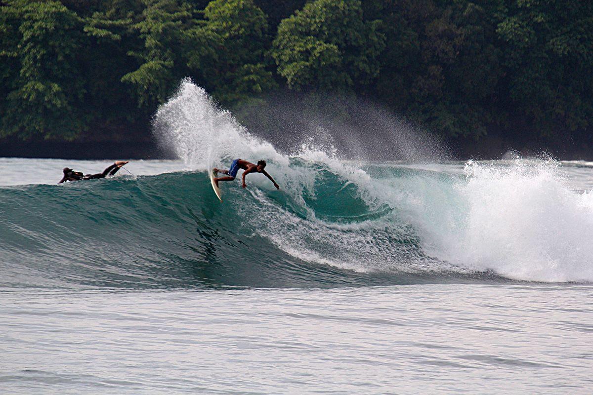 Batukaras West Java Indonesia