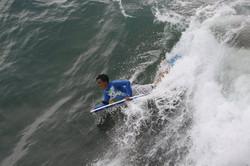 Batukaras surfer Fanny