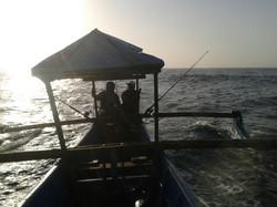 Batukaras Boat Trip