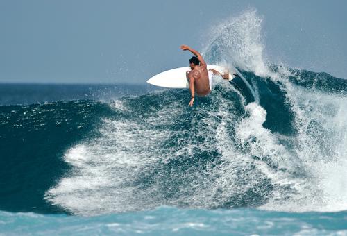 Batukaras longboarding