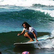 Bulak Benda surfing South West Java