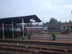 Sidareja Station