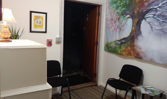 Interior of lobby 2
