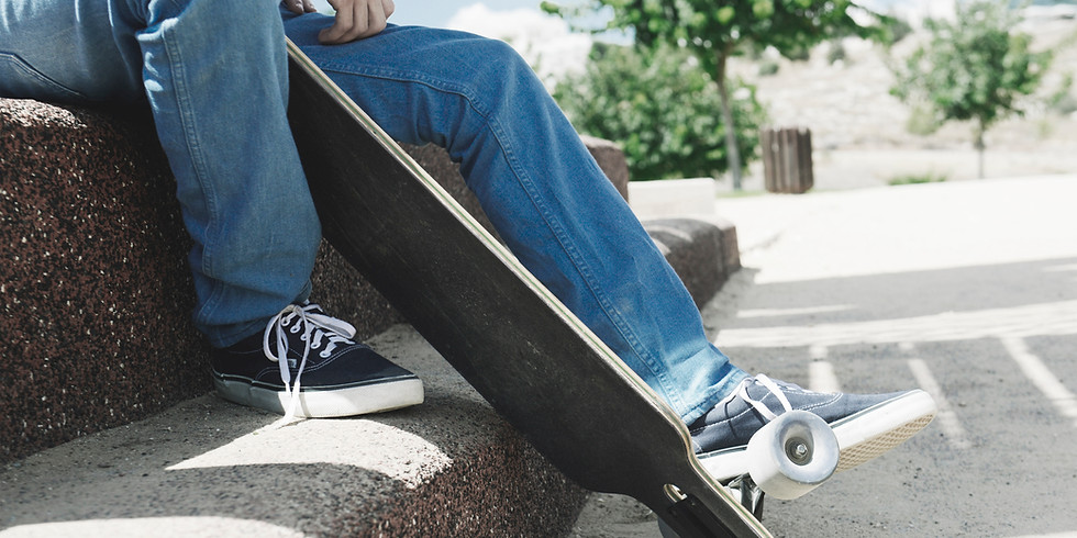 Mount Hawke Skate Park Trip