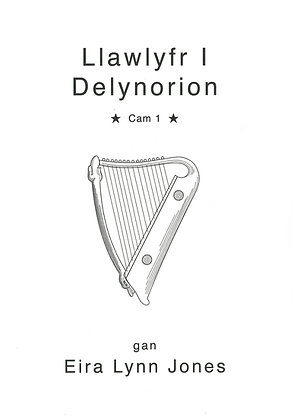 🏴 A Harpist's Guide to Progress ✦ Step 1 ✦ 🏴 in WELSH