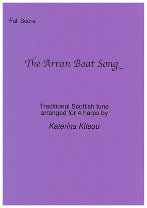The Arran Boat Song ~ 4 Harps