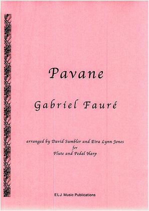 FAURÉ ~ Pavane ~ Flute & Harp