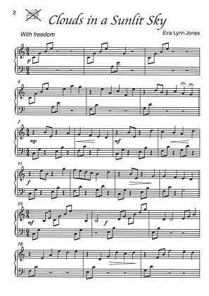 Summer Days ~ 6 Original Pieces ~ Lever or Pedal Harp