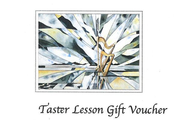 Taster Lesson Voucher