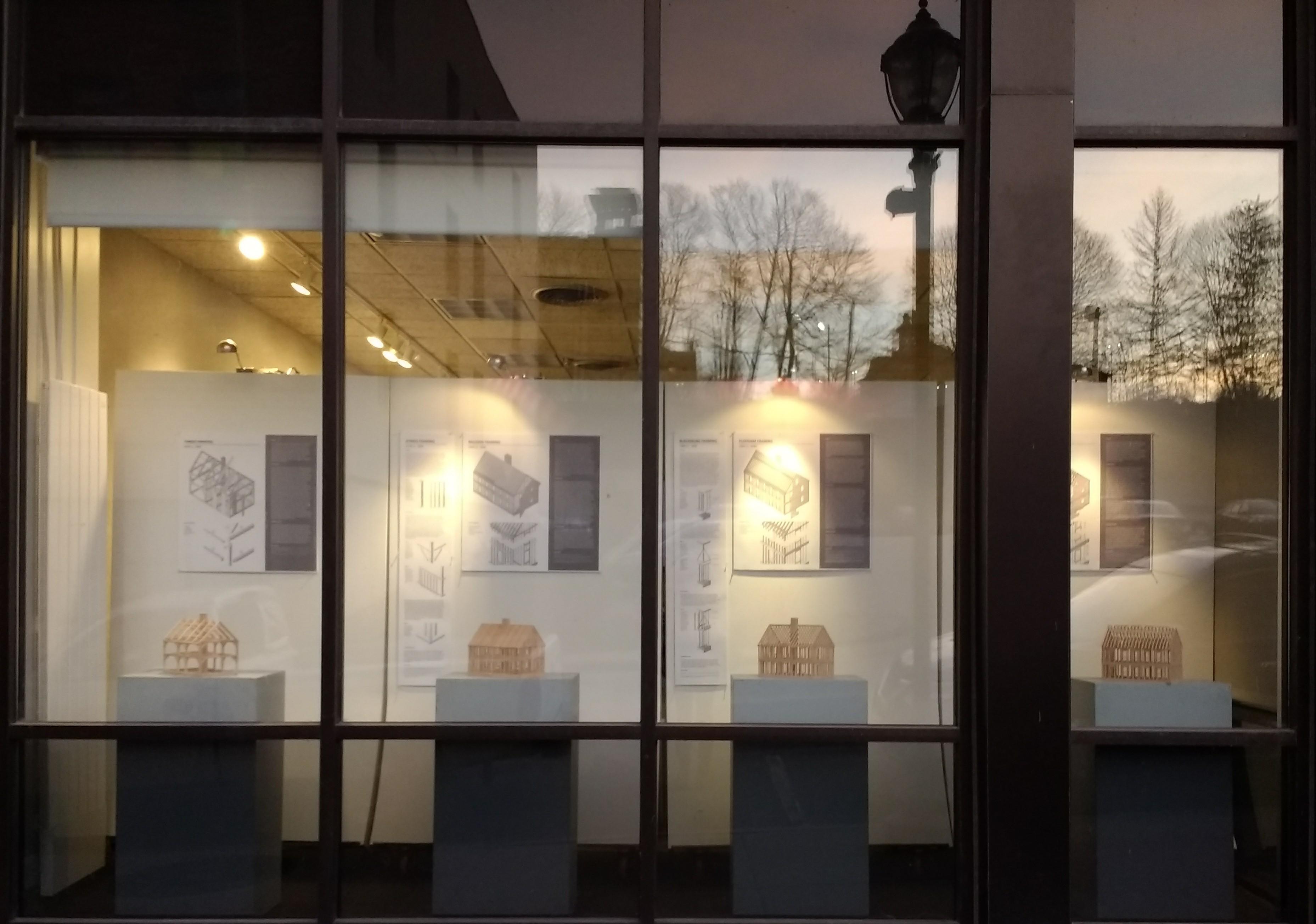 Gallery Exhibit Display