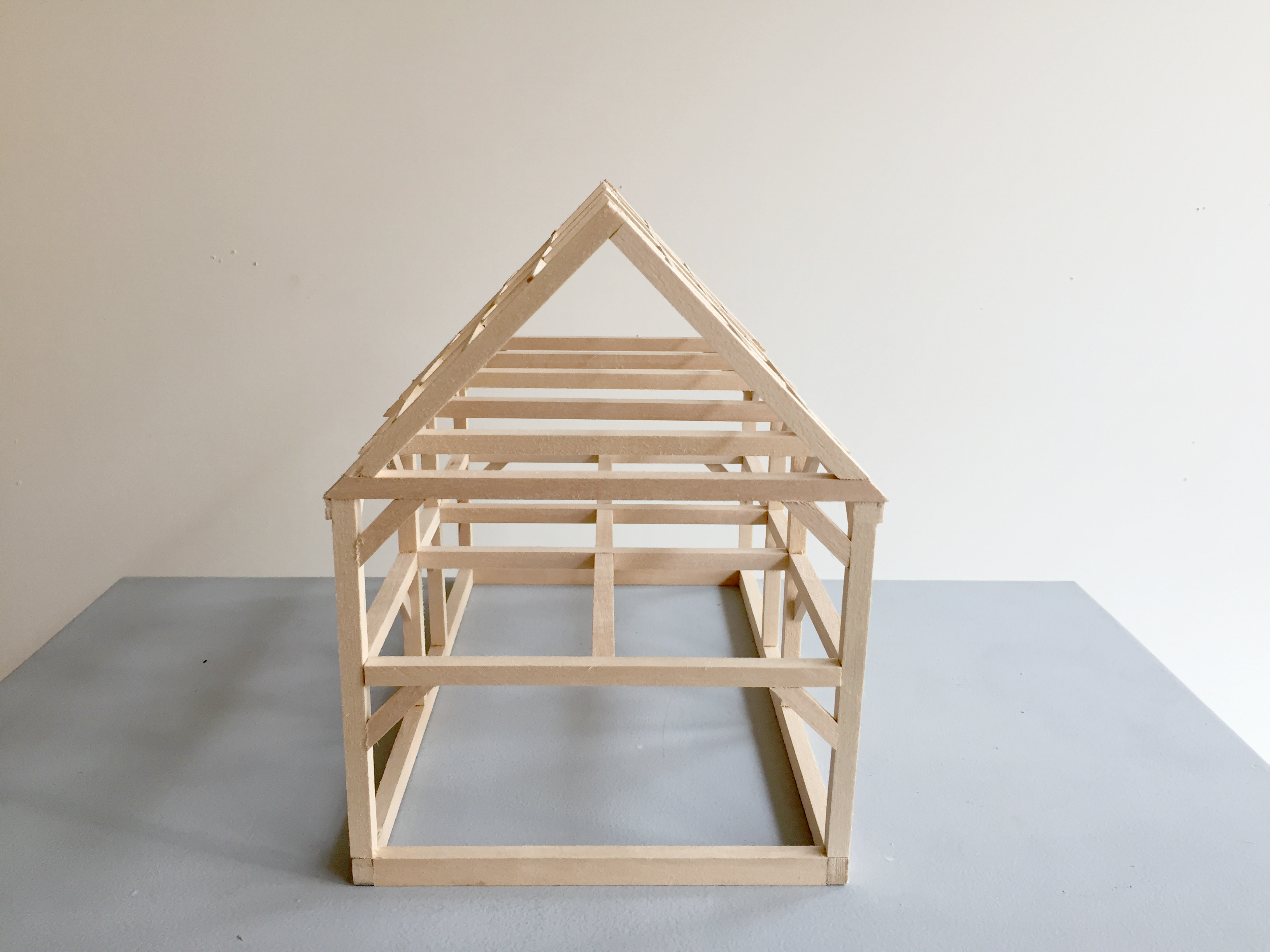TIMBER FRAME FRONT